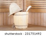 Traditional Wooden Sauna For...