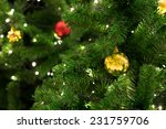 Christmas Tree With Decoration...