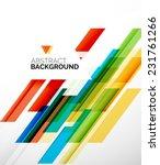 abstract flyer brochure... | Shutterstock .eps vector #231761266