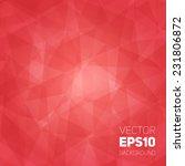 vector trendy and modern...   Shutterstock .eps vector #231806872
