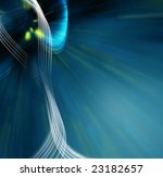 abstract color background... | Shutterstock . vector #23182657