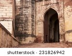 Entry Gate To Indian Mehrangar...