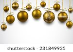 abstract arc background with... | Shutterstock .eps vector #231849925