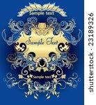 heraldry | Shutterstock .eps vector #23189326