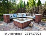 garden | Shutterstock . vector #231917026