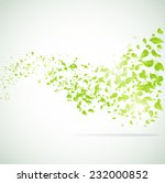 Vector Wave Background With...
