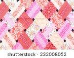 seamless weave pattern | Shutterstock . vector #232008052