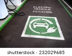 Electric Vehicle Parking Spac...