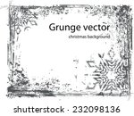 vector christmas grunge...