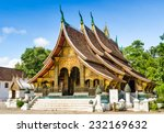 Wat Xieng Thong  Buddhist...