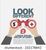 idea concept design look... | Shutterstock .eps vector #232178842