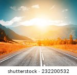 Highway To Sunset