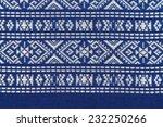 Texture Of Thai Silk Pattern ...