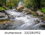 Постер, плакат: Klonglan waterfall Beautiful waterfall of