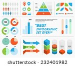 infographics elements and... | Shutterstock .eps vector #232401982