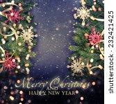 christmas tree   Shutterstock . vector #232421425