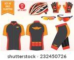 bike or bicycle clothing...