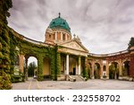 Entrance To Mirogoj Cemetery...