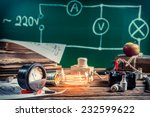 electrical experience in... | Shutterstock . vector #232599622