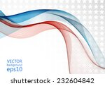 illustration of abstract... | Shutterstock .eps vector #232604842