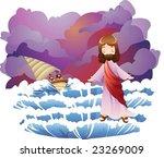 bible story | Shutterstock .eps vector #23269009