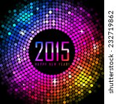 Vector 2015 Happy New Year...