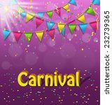 "inscription ""carnival""  with... 
