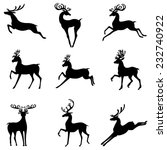 Vector Illustrations Of Set Of...
