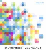 bright abstract vector... | Shutterstock .eps vector #232761475