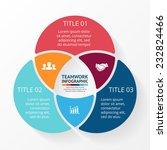 vector social teamwork... | Shutterstock .eps vector #232824466