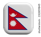 nepal flag square icon image... | Shutterstock . vector #232859845