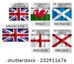 union jack  wales  scotland ...
