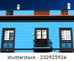 architectural detail in san... | Shutterstock . vector #232925926