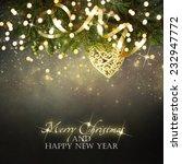christmas background | Shutterstock . vector #232947772