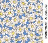 flower pattern | Shutterstock .eps vector #233008252