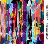 abstract background  with paint ... | Shutterstock .eps vector #233096488