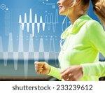 technology  sport  fitness ... | Shutterstock . vector #233239612