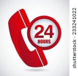 emergency design   vector...   Shutterstock .eps vector #233241022