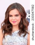 Small photo of LOS ANGELES - NOV 23: Bailee Madison at the 2014 American Music Awards - Arrivals at the Nokia Theater on November 23, 2014 in Los Angeles, CA