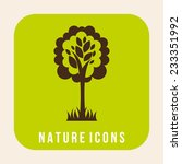 nature design   vector... | Shutterstock .eps vector #233351992