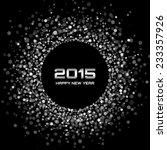White   Black New Year 2015...