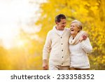 active seniors having fun and... | Shutterstock . vector #233358352