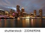 Financial District Of Boston A...