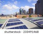 rooftop solar panels in sydney  ... | Shutterstock . vector #233491468
