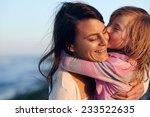 unconditional love between... | Shutterstock . vector #233522635