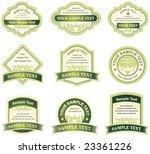 design elements   Shutterstock .eps vector #23361226