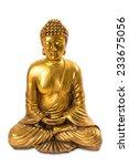 golden buddha | Shutterstock . vector #233675056