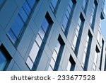 modern architecture bank...   Shutterstock . vector #233677528