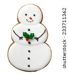 Christmas Gingerbread Cookie...