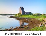 Dunguaire Castle At Sunset  Co. ...